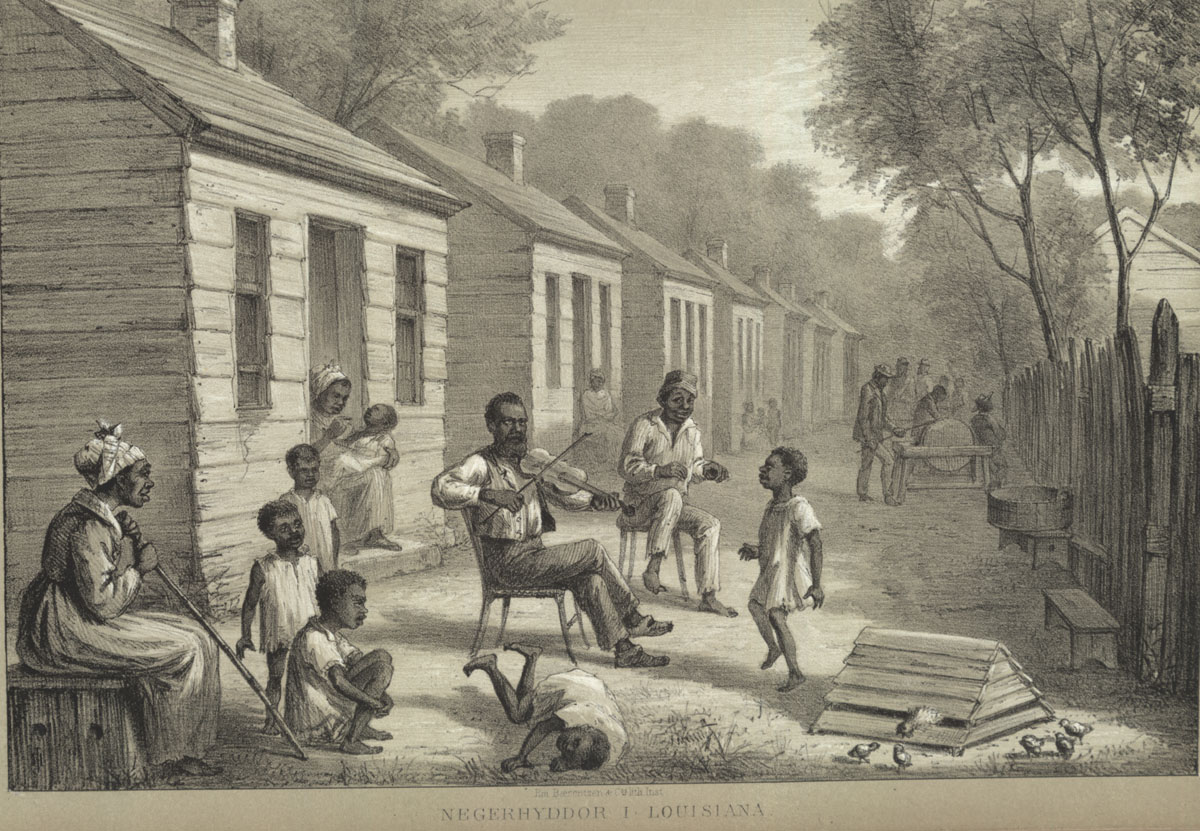 a slaves life on a plantation Some narratives contain startling descriptions of cruelty while others convey a  nostalgic view of plantation life while these narratives provide an invaluable.