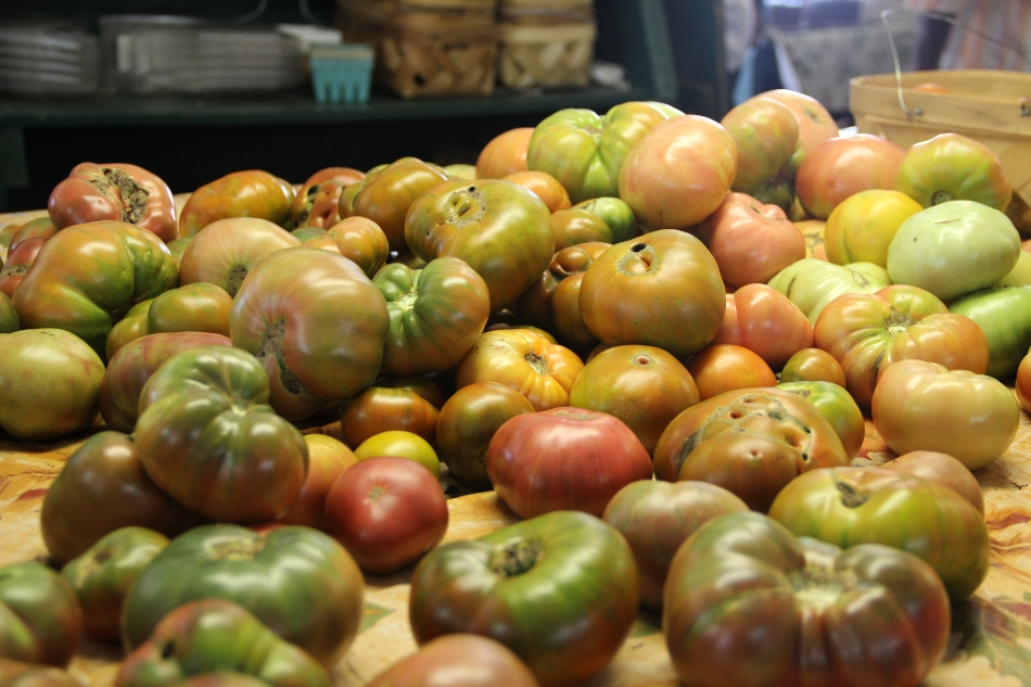 Heirloom Tomatoes, Montgomery