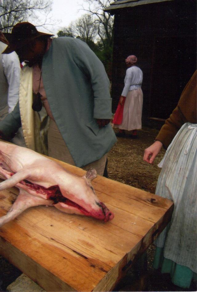 Beginning to Butcher