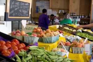 Farmer's Market in Natchez, Mississippi JML