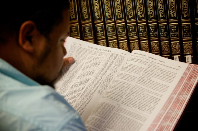 Studying the Bavli