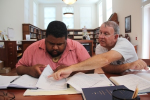 Looking for my Great-Grandfather's Land Deed, with Genealogist Lon Outen, Camden, SC