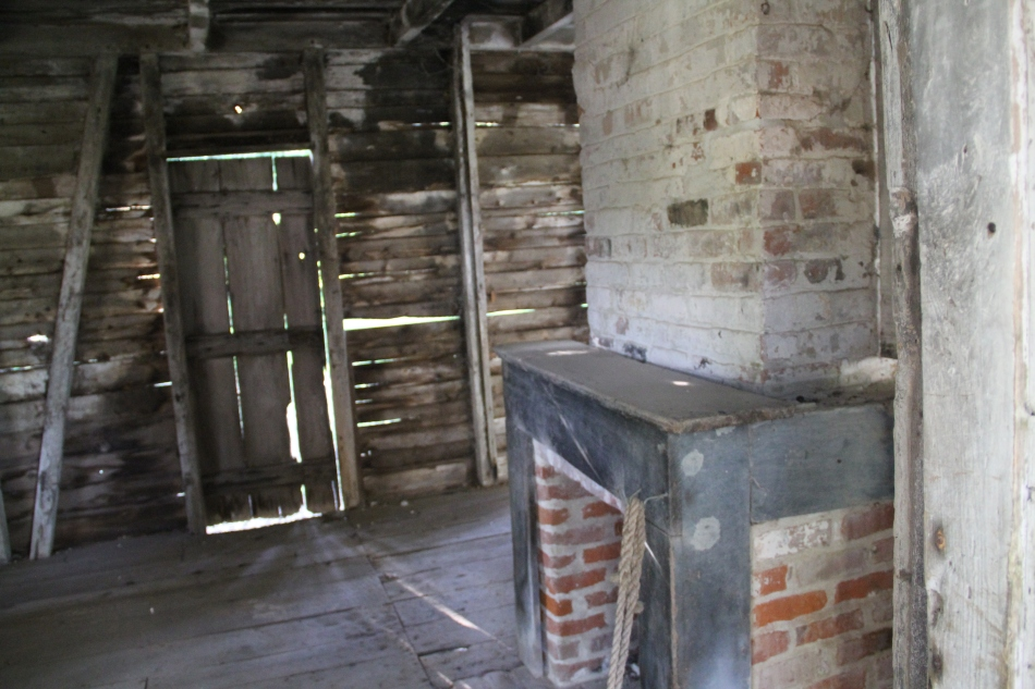 Louisiana Slave Cabin on a Sugar Plantation
