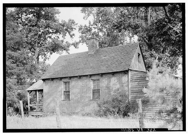 The Gardener's House, Slave Cabin for the enslaved Gardener