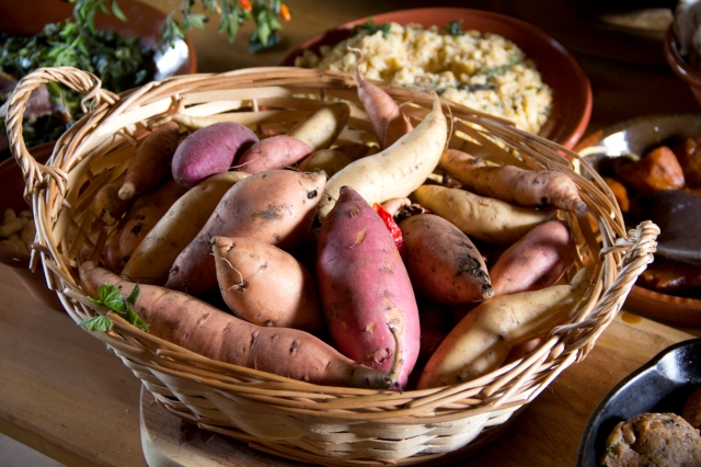 Maryland Heirloom Sweet Potatoes