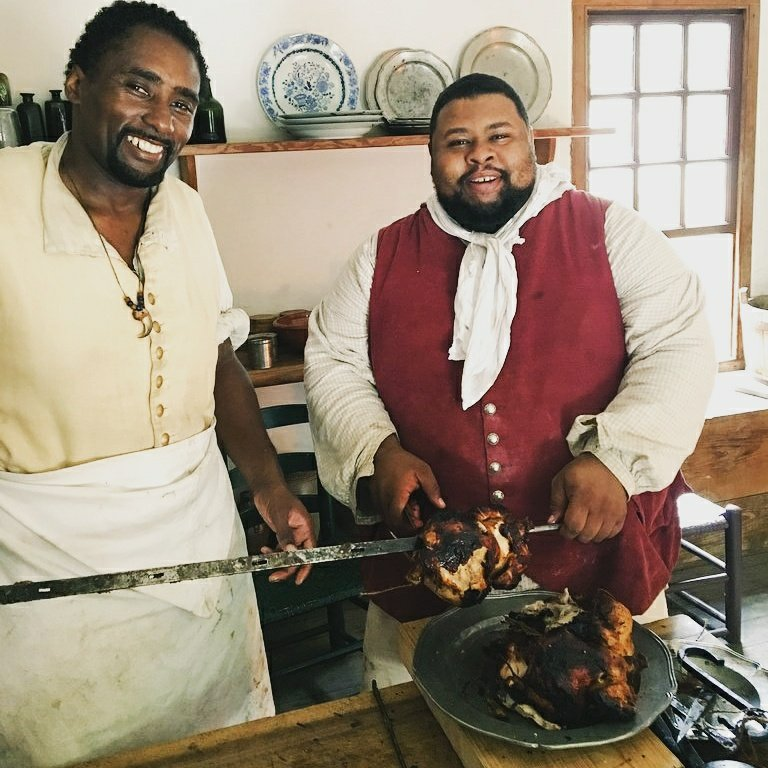 Column the cooking gene enlightens on soul food for African american cuisine history
